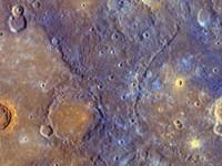 Безымянные кратеры Меркурия назовут всем миром