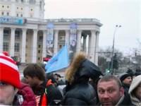 В Москве проходит митинг против платных парковок