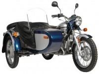 Мотоцикл Урал стал одним из лучших транспортных средств