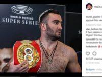 Гассиев уступил Усику в финале Всемирной боксерской Суперсерии: онлайн-трансляция
